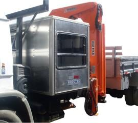 Módulo para transporte de passageiros